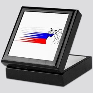 Boxing - Russia Keepsake Box
