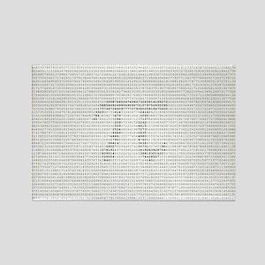 Pi Rectangle Magnet