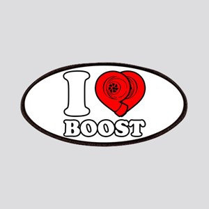 I Heart Boost Patches