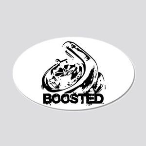 Boosted 20x12 Oval Wall Decal