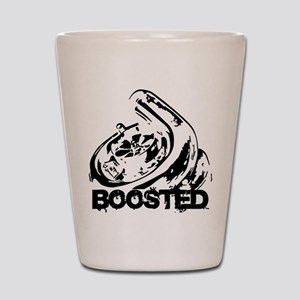 Boosted Shot Glass