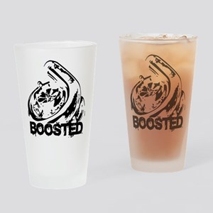 Boosted Drinking Glass