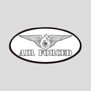 Air Forced Patches