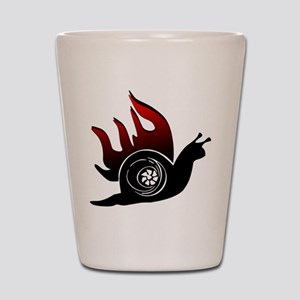 Boost Snail Shot Glass