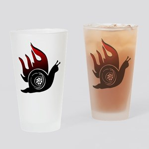Boost Snail Drinking Glass