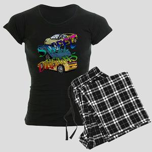 Sweet Dreams Women's Dark Pajamas