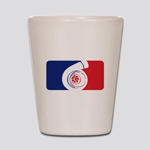 Major League Boost Shot Glass