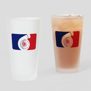 Major League Boost Drinking Glass