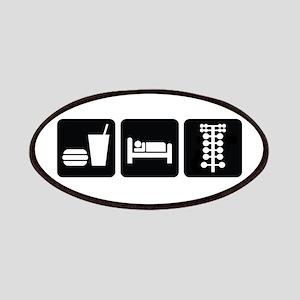 Eat Sleep Drag Patches