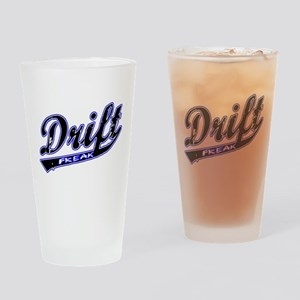 Drift Freak Drinking Glass