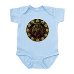 Baphomet2 Infant Bodysuit