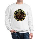 Baphomet2 Sweatshirt