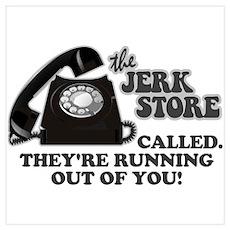 the Jerk Store Seinfeld Poster