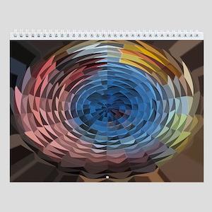 Expressive Wall Calendar