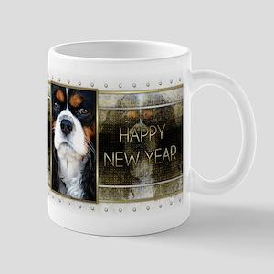 New Year - Golden Elegance - Cavalier Mug