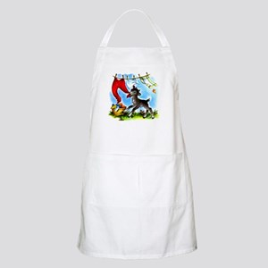 Funny Clothesline Goat Apron