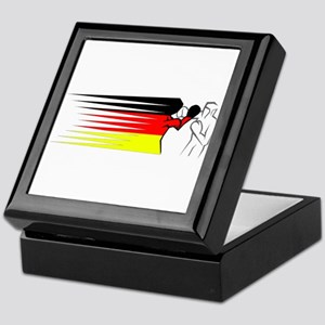 Boxing - Germany Keepsake Box