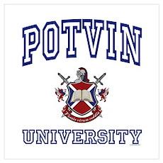 POTVIN University Poster