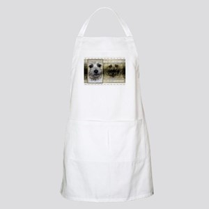 New Year - Golden Elegance - Cairn Apron