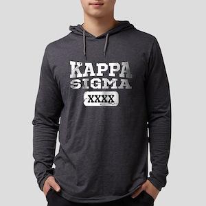 Kappa Sigma Athletic Personalize Mens Hooded Shirt