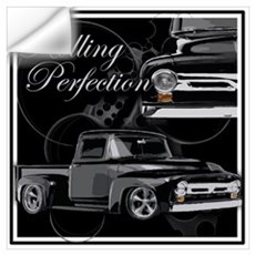 Rolling Perfection Wall Decal