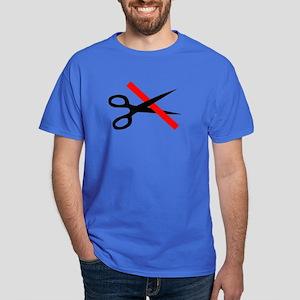 CUT THROUGH THE RED TAPE Dark T-Shirt