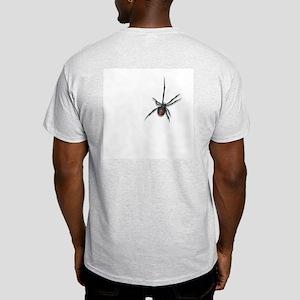 IIB Back SPIDER Ash Grey T-Shirt