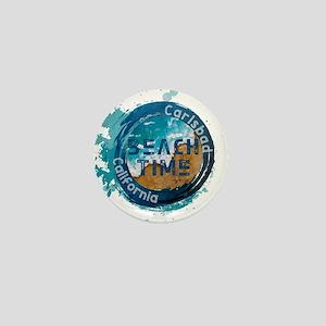 California - Carlsbad Mini Button