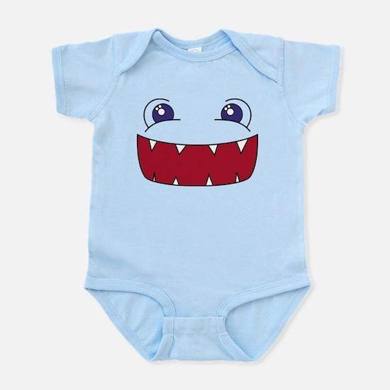 Happy Monster Baby Infant Bodysuit