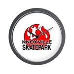 Knoxville Skatepark Wall Clock