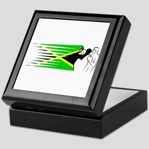 Boxing - Jamaica Keepsake Box