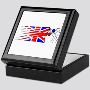 Boxing - UK Keepsake Box