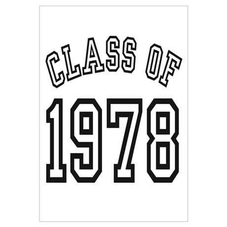class of 1978 wall decal 40th birthday clipart images 40th birthday clipart over the hill
