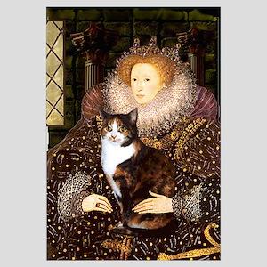 The Queen's Calico Cat (#1)