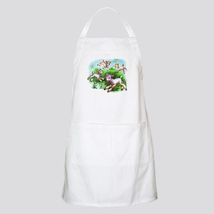 Cute Sheep Baby Lambs Apron