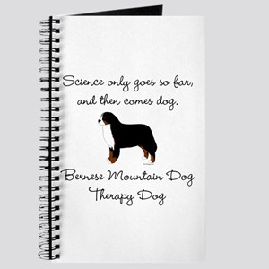 Bernese Therapy Dog Journal