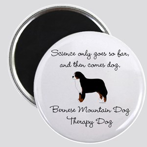 Bernese Therapy Dog Magnet