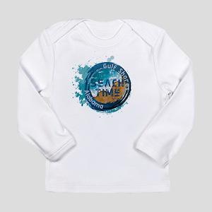 Alabama - Gulf Shores Long Sleeve T-Shirt