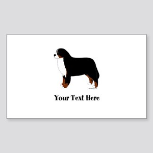 Berner - Your Text Sticker (Rectangle)