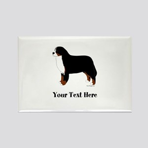 Berner - Your Text Rectangle Magnet