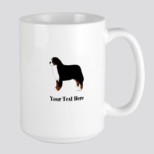 Berner - Your Text Large Mug