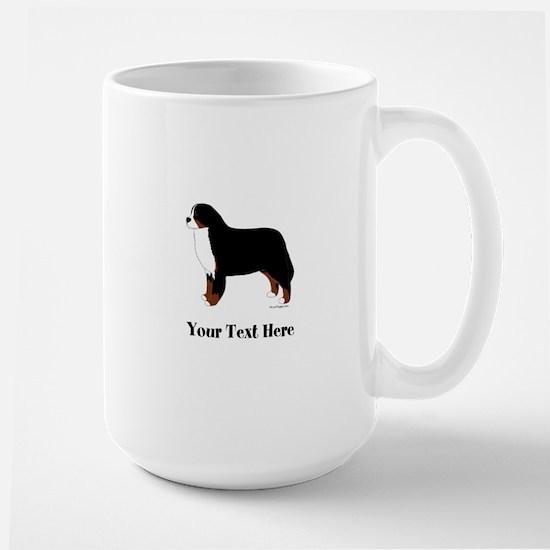 Berner - Your Text Large Mug