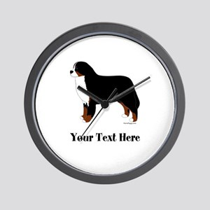 Berner - Your Text Wall Clock