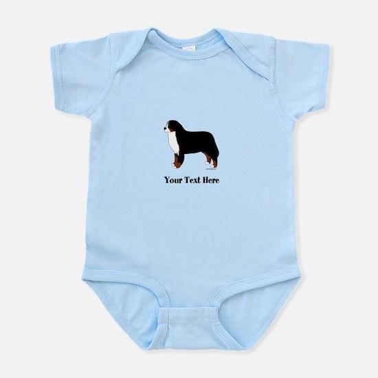 Berner - Your Text Infant Bodysuit