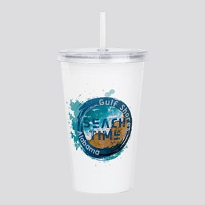 Alabama - Gulf Shores Acrylic Double-wall Tumbler
