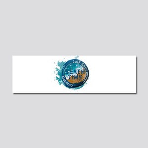 Alabama - Gulf Shores Car Magnet 10 x 3