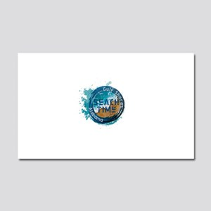 Alabama - Gulf Shores Car Magnet 20 x 12