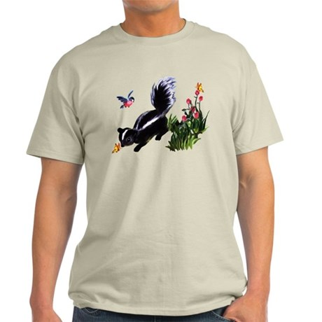 Cute Baby Skunk Light T-Shirt