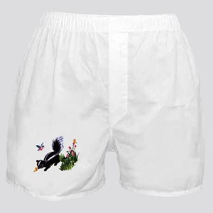 Cute Baby Skunk Boxer Shorts
