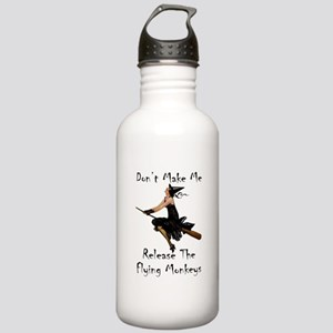 Don't Make Me Release Stainless Water Bottle 1.0L